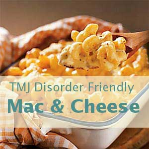 TMJ Friendly No Chew Recipes Pasta