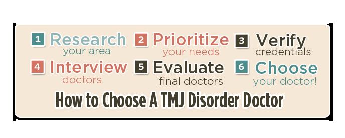 TMJ Dentist Search