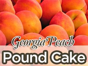 TMJD Friendly Peach Pound Cake