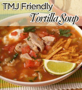 Jaw Pain Friendly Recipes Soup